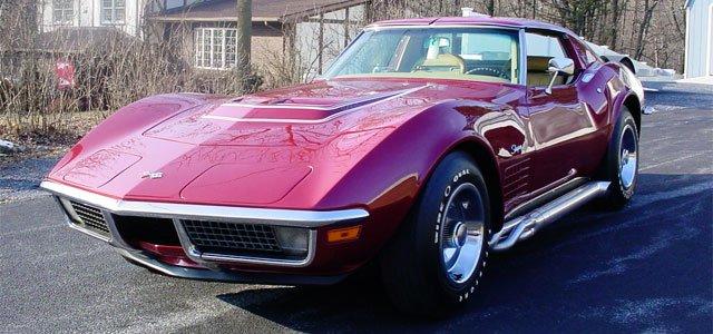 Ultra Rare 1970 Corvette LT1 ZR1 - ClassiCar News