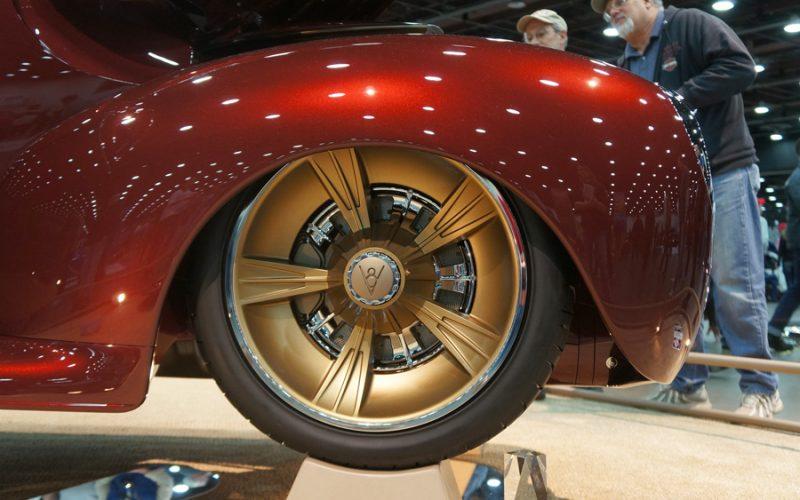 1940 Ford Coupe 2013 Ridler Award Winner