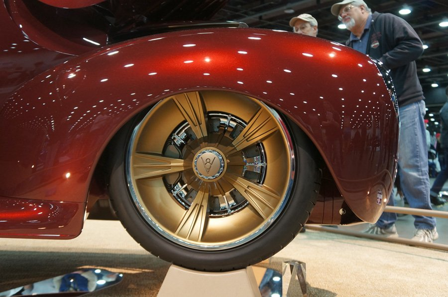1940 Ford Wins 2013 Ridler Award - ClassiCar News