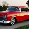 1955 Chevy Bel Air Custom