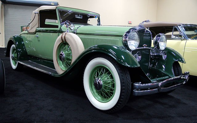 1931 Lincoln Model K Convertible