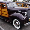 1938 Packard 1600 Woodie Station Wagon