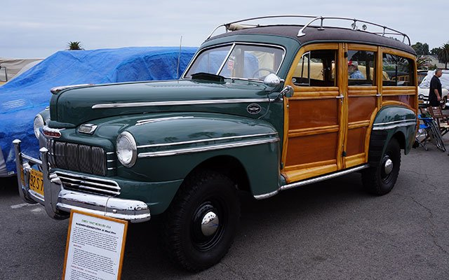 1947 Mercury Marmon-Herrington 4X4 Woodie