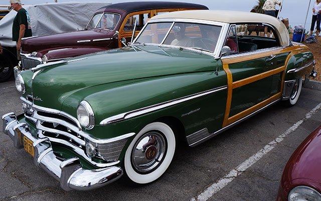 1950 Chrysler Newport Woodie Hardtop