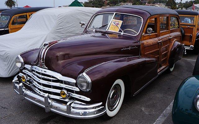 1948 Pontiac Woodie Wagon