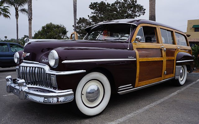1949 Desoto Woodie Wagon