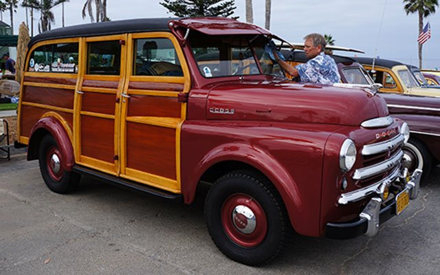 1949 Dodge School Bus