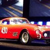 The Gooding & Co Auction had some thrilling moments, as when this 1957 Ferrari 250 GT Berlinetta took the stage. It sold for a handsome $8.6 million.