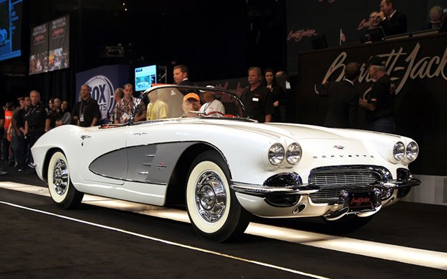 1961 Corvette Fuelie