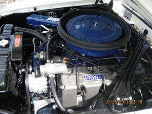 1969-Boss-429-Mustang-engine