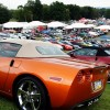 As many as 60,000 people attended Corvettes at Carlisle this weekend to view the estimated 5,000 Corvettes on display. Bob Boberg of eClassic Autos.com shared his photographs from the event.
