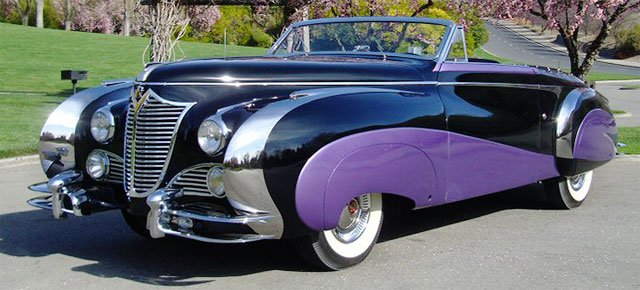 Pebble Beach Car Show >> 1948 Saoutchik Cadillac Series 62 - ClassiCar News
