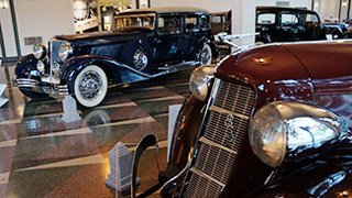 A visit to the Auburn-Cord-Duesenberg Museum is almost a spiritual experience for car guys