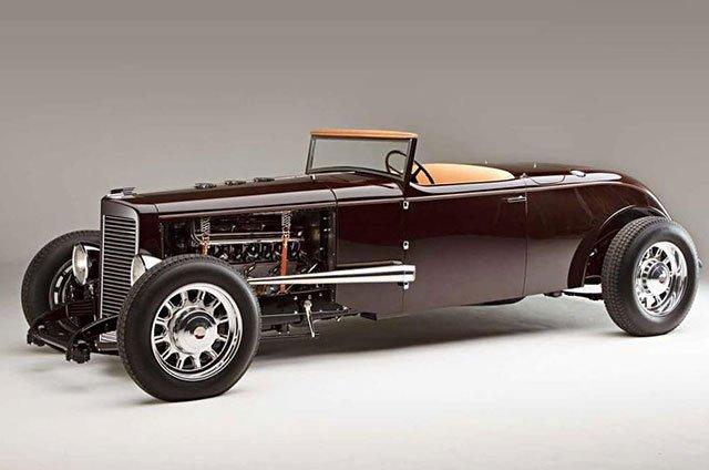 1931 Marmon Hot Rod