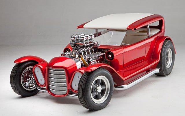 1932 Ford Custom Sedan