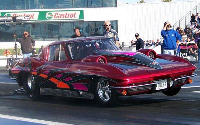 1963 Corvette Pro Street