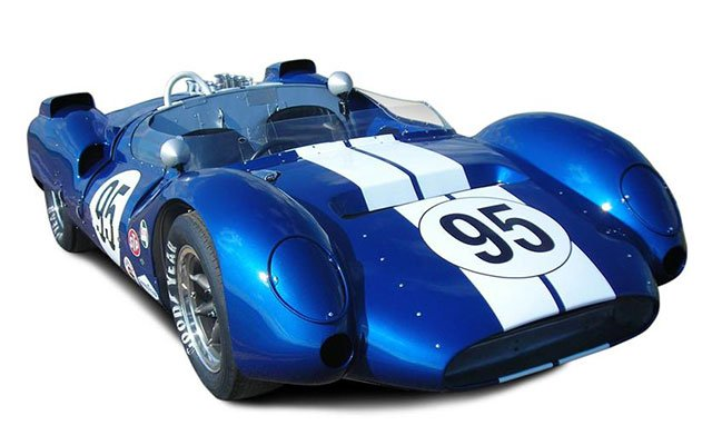 1963 Shelby Cooper King Cobra
