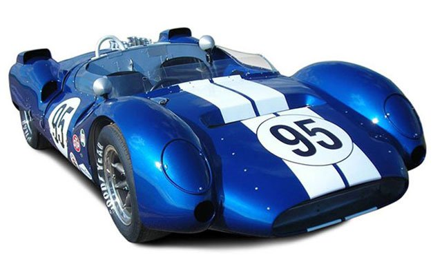 1963 Shelby Cooper Monaco King Cobra