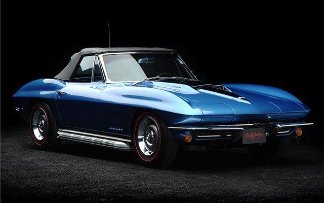 1967 Corvette 427/435 Convertible