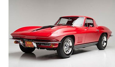 1967 Corvette L88 Coupe