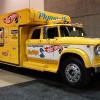 "Don ""Snake"" Prudhomme's 1967 Dodge D-700 Ramp truck"