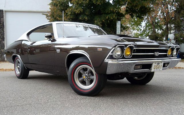1969 Baldwin Motion Chevelle