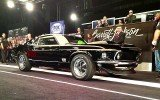 1969 Boss 429 Mustang at the 2014 Barrett-Jackson Auction Friday