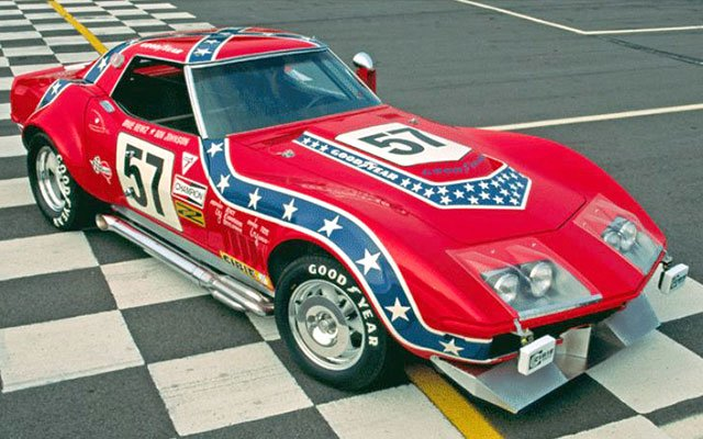 1969 Corvette L88 race car part of the Corvettes - 2014 Barrett-Jackson Auction collection