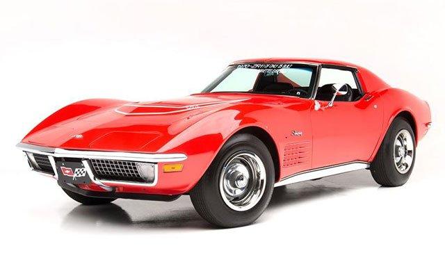 1970 Corvette ZR1