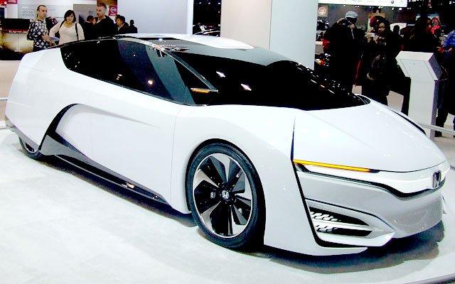 Honda FCEV Concept Car