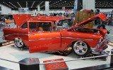 1956 Chevy 210 Post