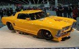 1964 Rivision, Buick Riviera Custom