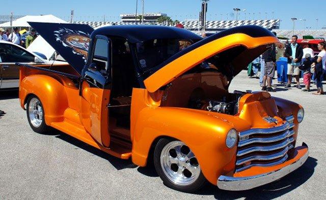1947 Chevy Pickup