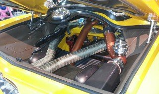Twin Turbo system