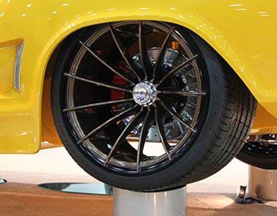 Mike Curtis wheels