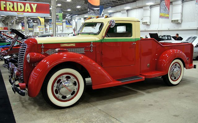 1937 Diamond T Pickup