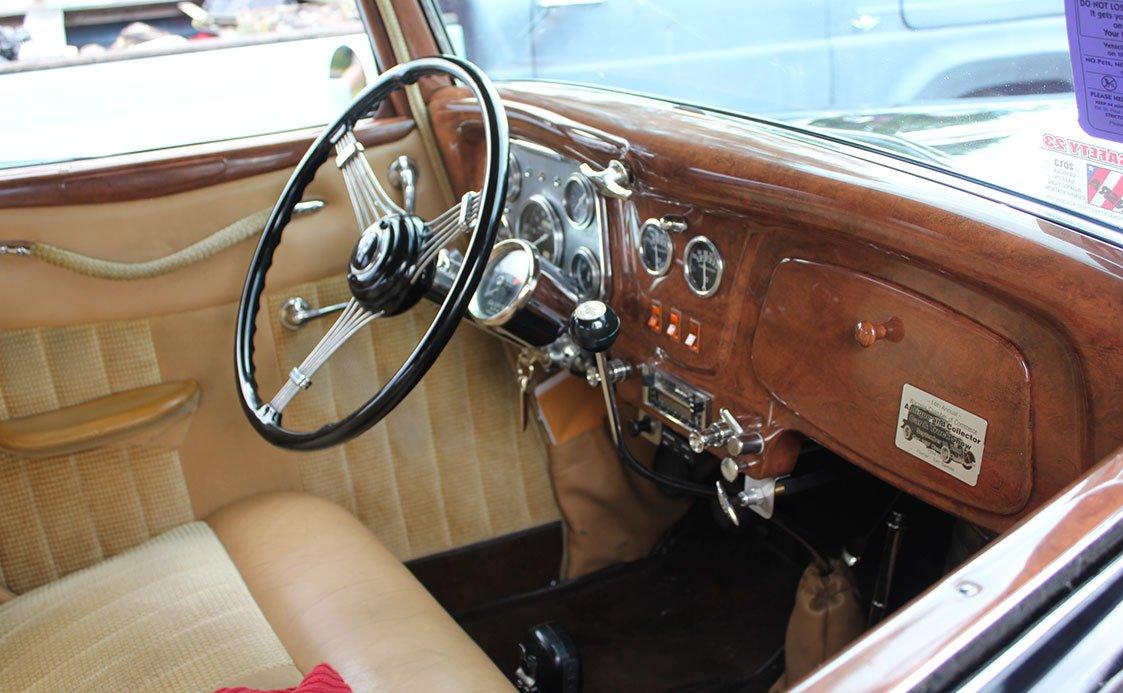 1934 Ford Sedan Resto Rod Classicar News