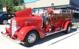 1937 Dodge Howe Firetruck