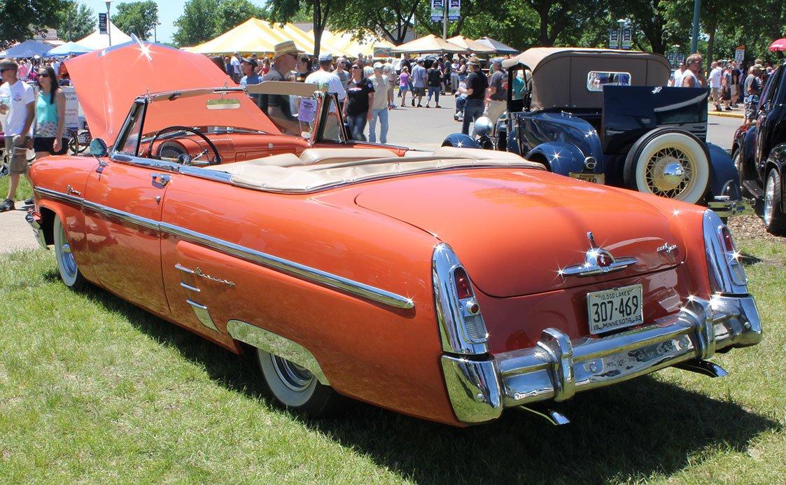 Atlanta Classic Cars >> 1953 Mercury Monterey Convertible - ClassiCar News