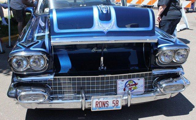 1958 Pontiac Bonneville Custom Hardtop