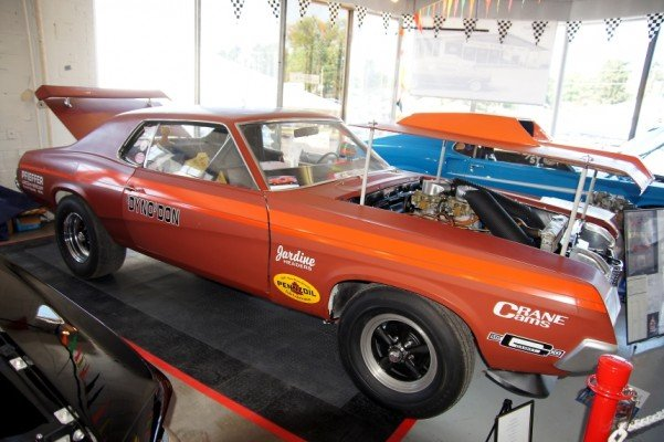 1969 Cougar Boss 429
