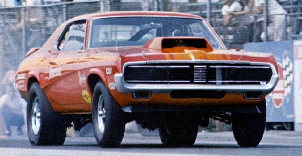 1969 Mercury Cougar Boss 429