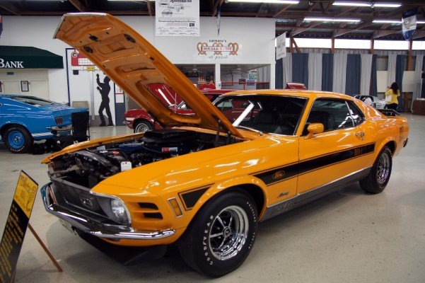1970 Twister Mustang