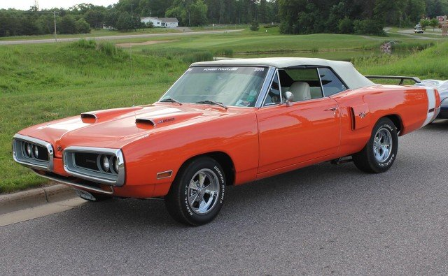 1970 Dodge Coronet R/T Convertible