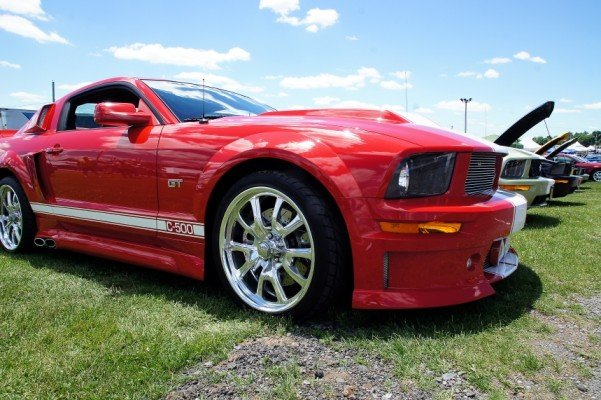 2014 Shelby GT C500 Mustang