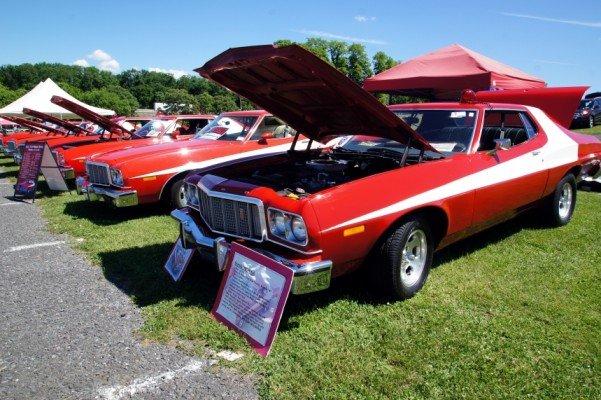 1976 Starsky & Hutch Grand Torinos