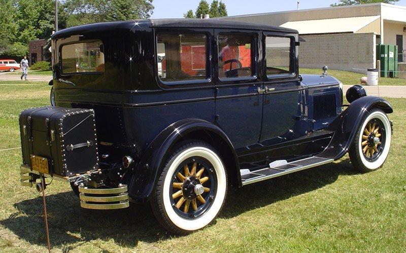 1927 Buick 47 Master Sedan