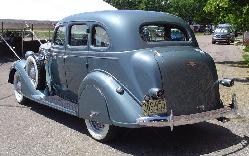 1935 Dodge At 2014 Iola Car Show