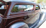 1935 Ford Woodie Sedan finalist for Barrett-Jackson Cup at 2014 Hot August Nights