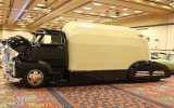 1954 Chevy Futurliner for Barrett-Jackson Cup at 2014 Hot August Nights